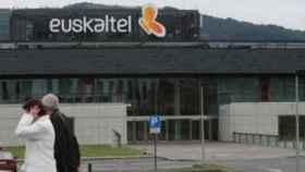 Sede de Euskaltel, en una imagen de archivo.