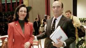 Ana Botín engrandece el legado de su padre con un solo euro