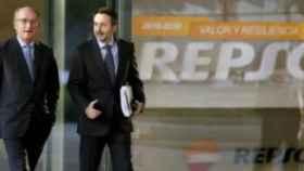 Consulta el calendario del dividendo (0,426 euros o una acción por cada 34 antiguas) de Repsol
