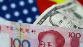 Imagen referencial sobre la guerra comercial entre EEUU y China.