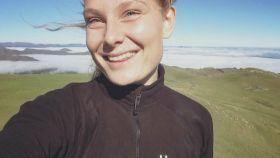 Louisa Vesterager Jespersen, una de las asesinadas, en 2015.