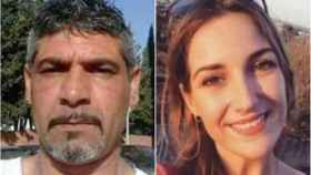 Bernardo Montoya y Laura Luelmo.