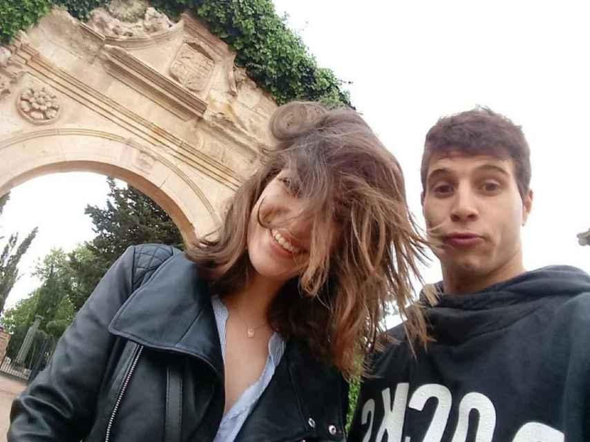 La última foto que Teófilo ha compartido en redes con la que fue su pareja Laura Luelmo