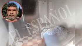 La casa de Bernardo Montoya, el sospechoso del crimen de Laura Luelmo.