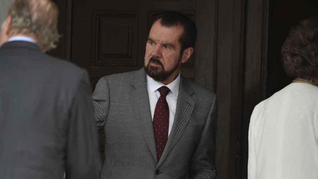 El padre de doña Letizia, Jesús Ortiz, en una imagen de 2017.