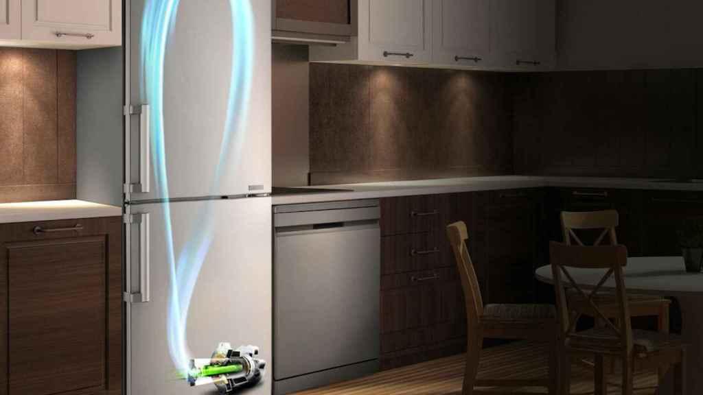 lg inverter compreson frigorifico