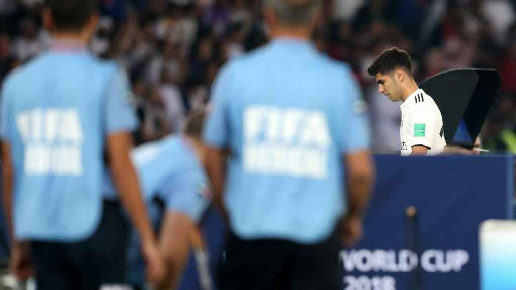 Kashima Antlers vs. Real Madrid