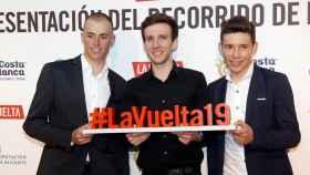 Presentación de La Vuelta España 2019
