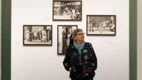 Muere Joana Biarnés, la fotoperiodista española que se coló en el avión de los Beatles