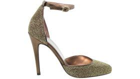 Sandalias de tacón de la firma Mascaró