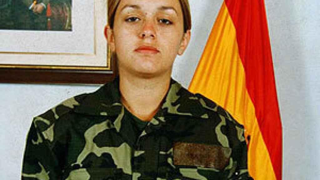 Idoia Rodríguez Buján murió en Afganistán el 21 de febrero de 2007.