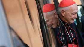 El cardenal de EEUU Theodore Edgar McCarrick en una imagen de archivo.