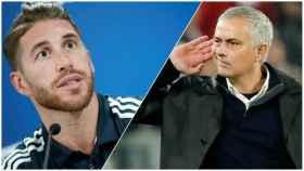 Ramos y Mourinho