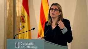 La consellera de Presidencia Elsa Artadi.