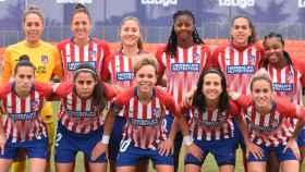 El Atlético de Madrid Femenino, campeón invernal de la Liga Iberdrola 2018/19