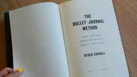 Cómo combatir el agobio digital: método Bullet Journal