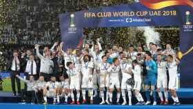 El Real Madrid levante su cuarto Mundial de Clubes