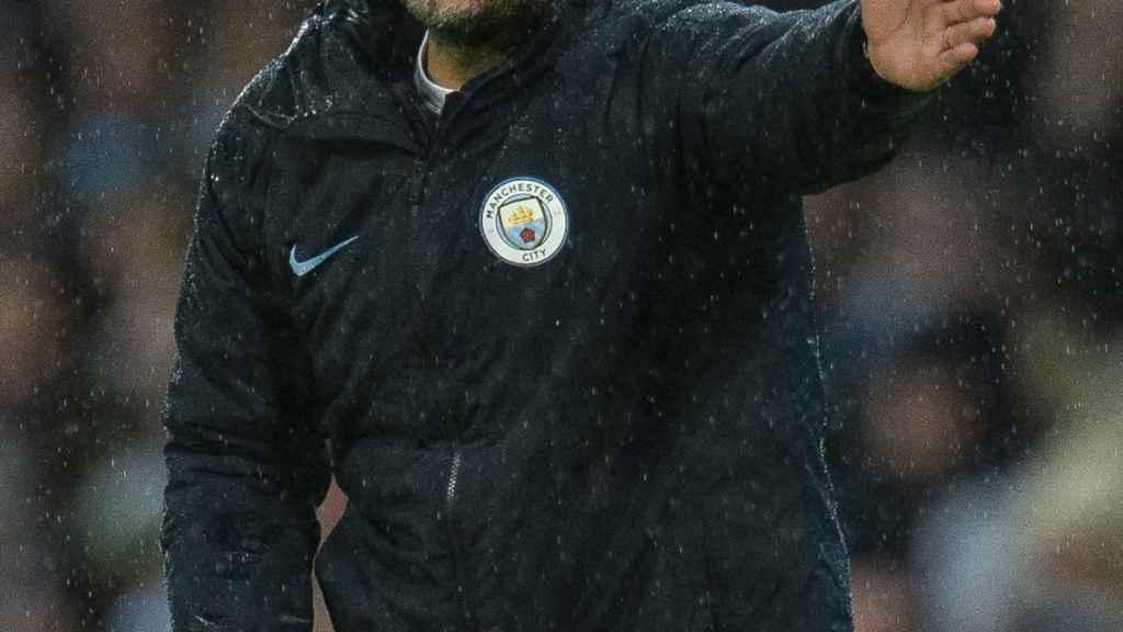 Manchester City FC vs Crystal Palace FC