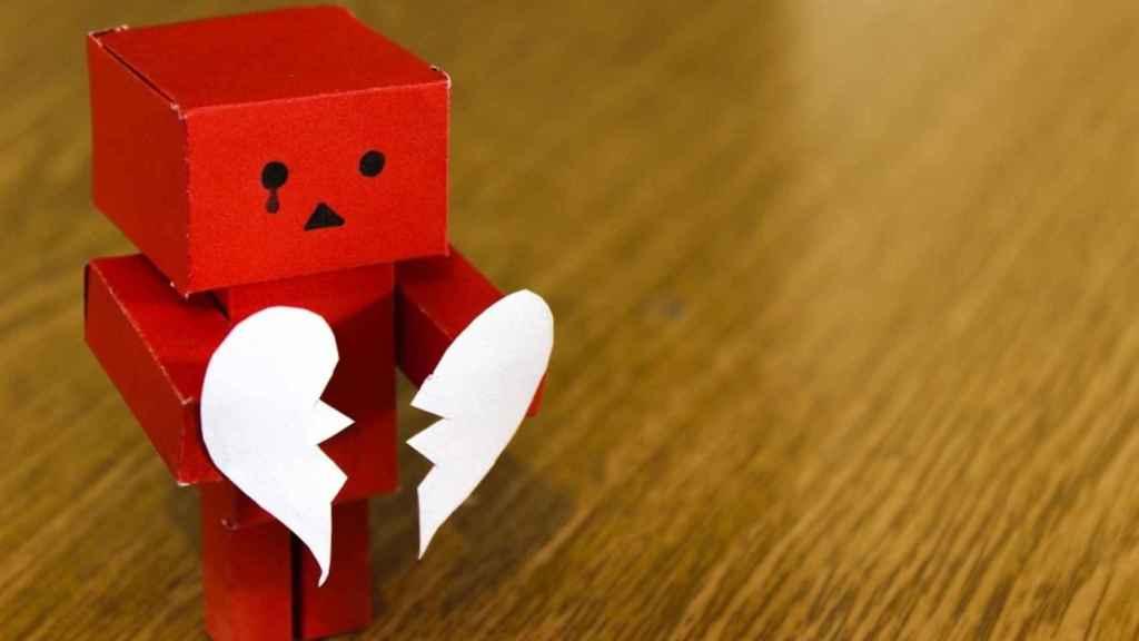 robot corazon
