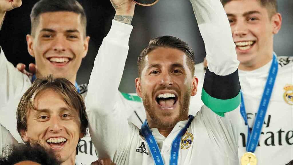 La portada de El Bernabéu (23/12/2018)