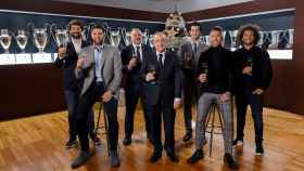 Felicitación navideña del Real Madrid