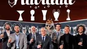 La portada de El Bernabéu (25/12/2018)