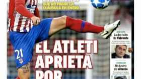 Portada del diario Marca (26/12/2018)