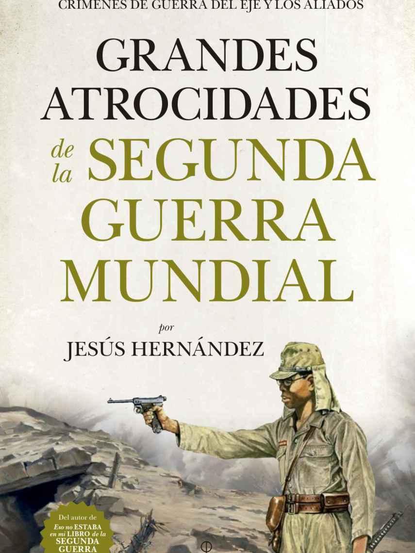 Portada del libro de Jesús Hernández.