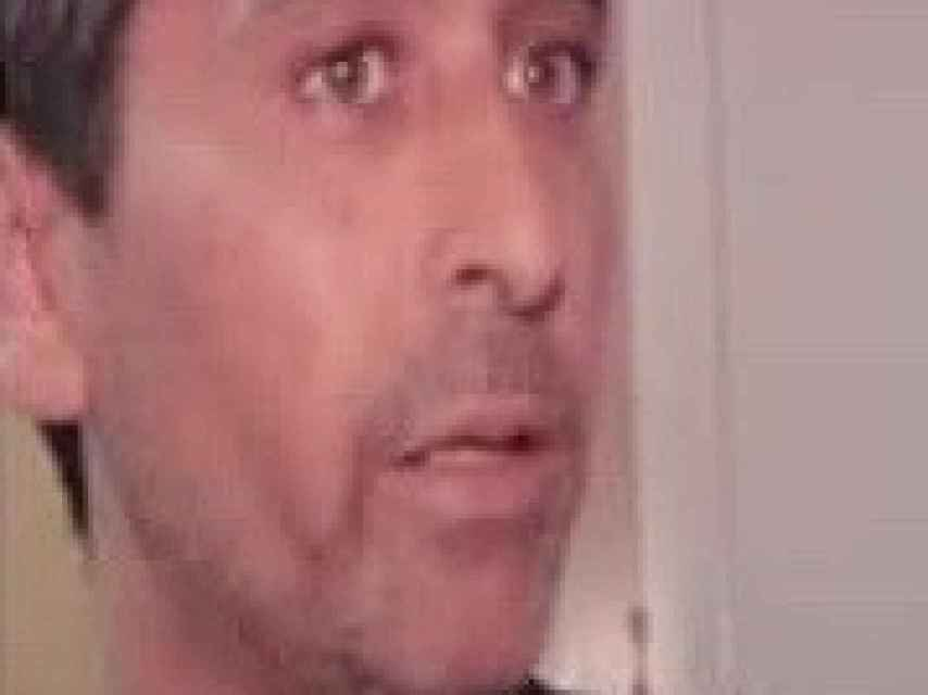 Este es Pedro Santiago Muñoz, principal sospechoso de la muerte de Edu Colmena