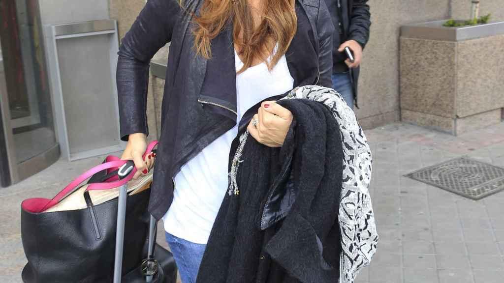 Raquel Bollo en una imagen de archivo