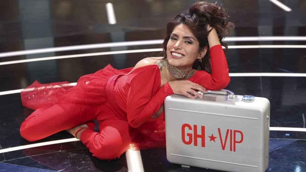 Miriam Saavedra tras ganar 'GH VIP'.