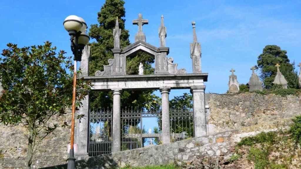 Cementerio de Ondárroa (Vizcaya).