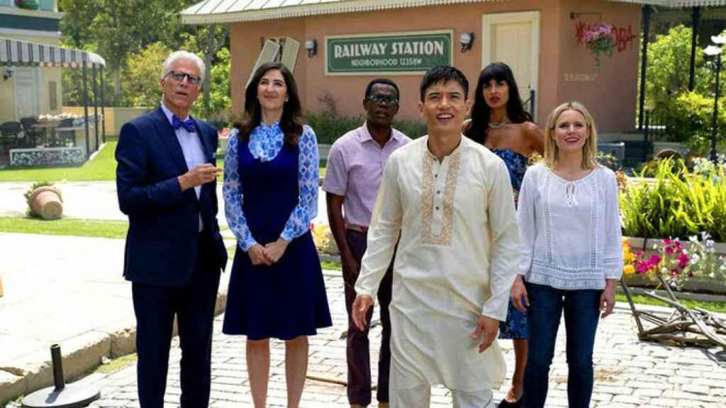 'The Good Place' dijo adiós en su cuarta temporada.