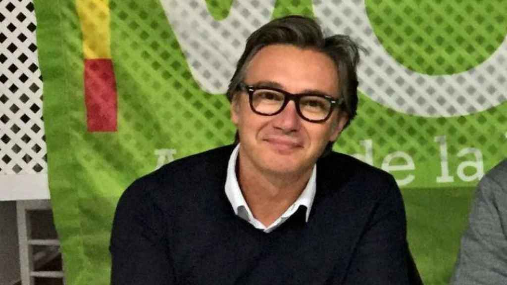 Manuel Gavira, portavoz de Vox en el Parlamento andaluz
