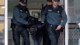 Bernardo Montoya entra en prisión.