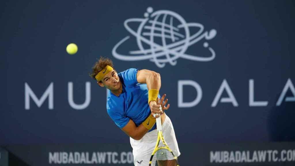Torneo de exhibición Mubadala- Nadal vs Anderson
