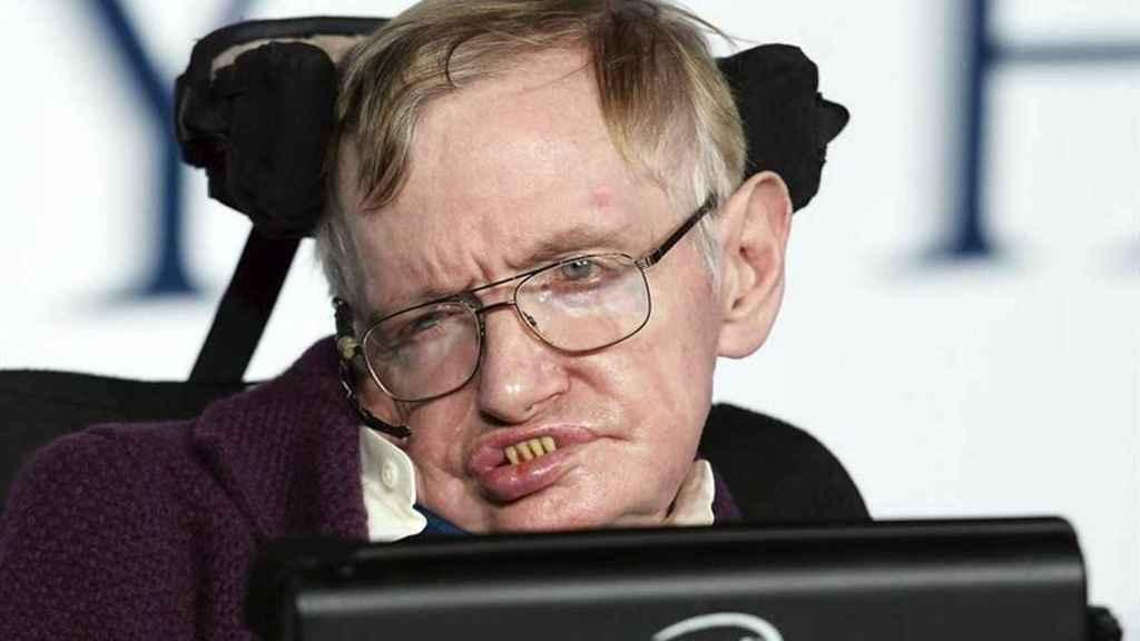 Stephen Hawking en una imagen de archivo.