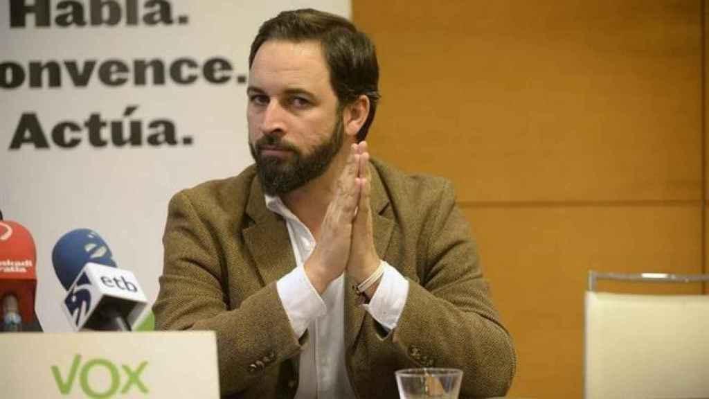 Santiago Abascal es descendiente del caudillo árabe Ab-Hascal