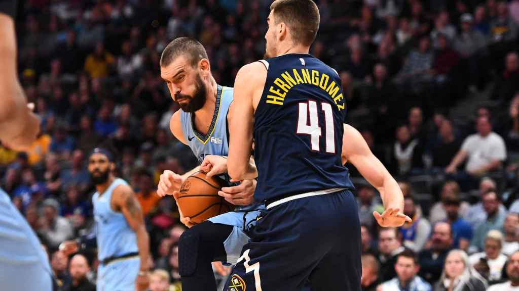 Jugadores españoles en la temporada 2018/2019 NBA