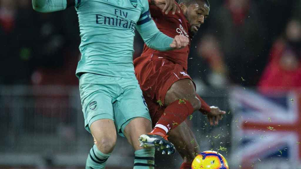Liverpool FC vs Arsenal FC