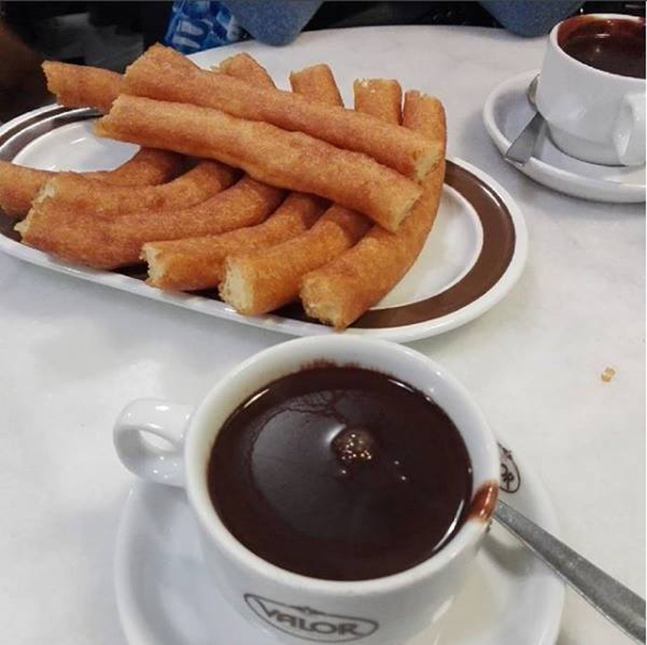 Los mejores chocolates con churros - Valor 3