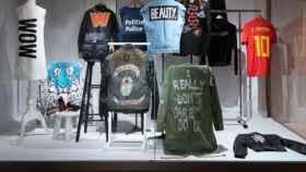 Algunas prendas de la colección.
