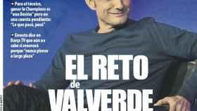 La portada del diario Mundo Deportivo (02/01/2019)