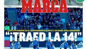 La portada del diario MARCA (01/01/2019)