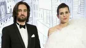 Carlota Casiraghi y Dimitri Rassam en el último Baile de la Rosa en Mónaco.