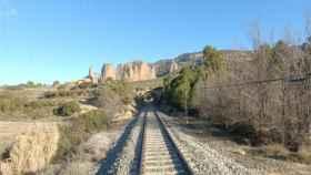 Los 230.000 espectadores que vieron un simple viaje en tren en Aragón TV