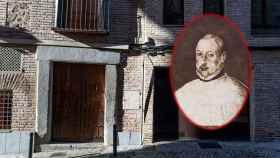 Sebastián de Horozco y su casa recientemente encontrada en Toledo.