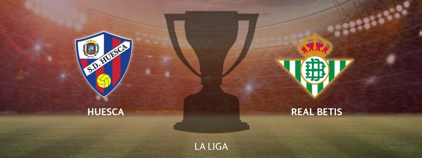 Huesca - Real Betis