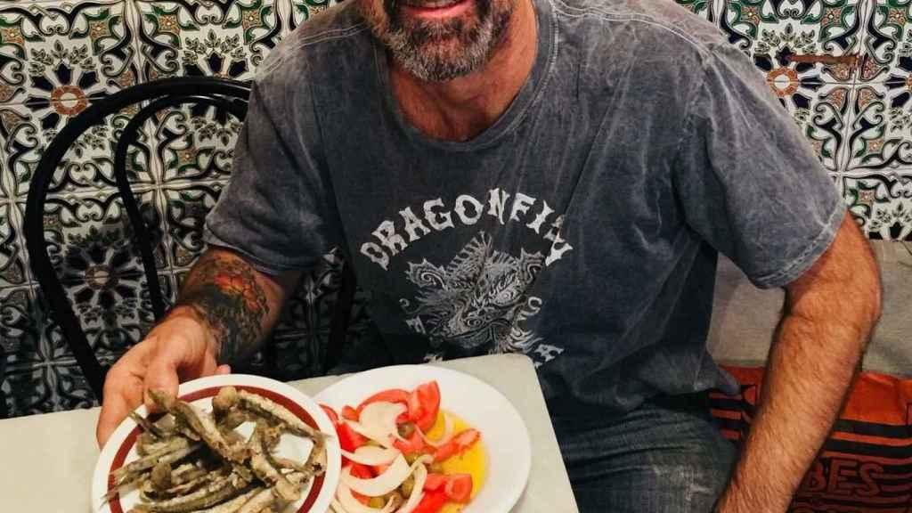 El cantante Pau Donés.