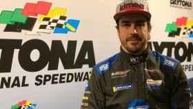 Fernando Alonso pasa su primer examen de 2019: arranca su aventura en Daytona